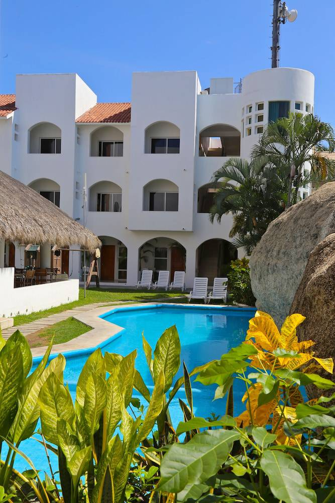 Hotel Alikar Huatulco