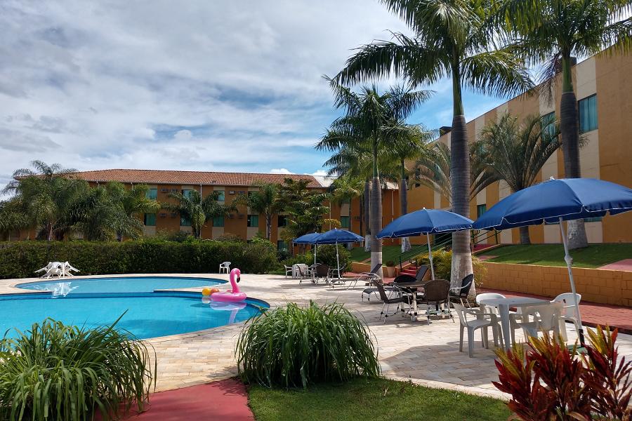 Hotel Dan Inn Franca Classic Nacional inn